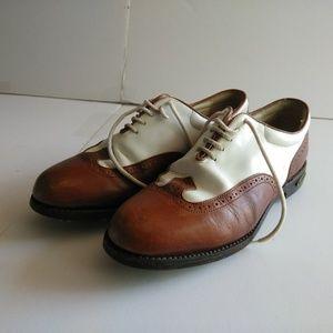 FootJoy Classics Leather Golf Shoes